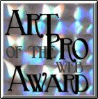 ArtPro of the Web Award - March 6, 2002