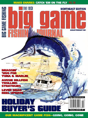 Big Game Fishing Journal, Jan/Feb 2001